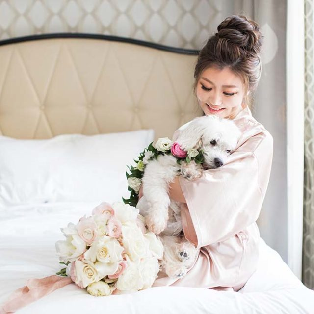 A Timeless Elegant Wedding with Blush Accents in Vancouver 98